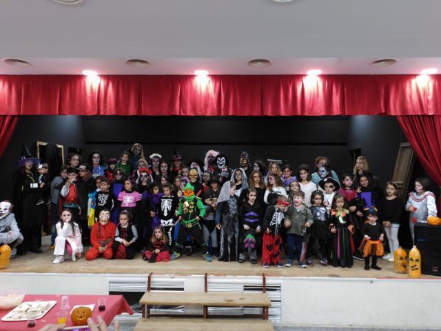 Fin de semana de HALLOWEEN en San Martín de Montalbán