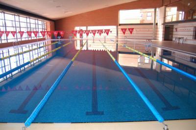 TOLEDO | Reabre la piscina cubierta del Polígono