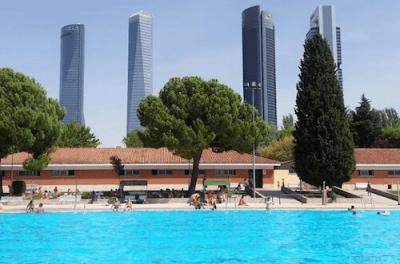 COVID-19   Las piscinas públicas de Madrid abrirán el 1 de julio