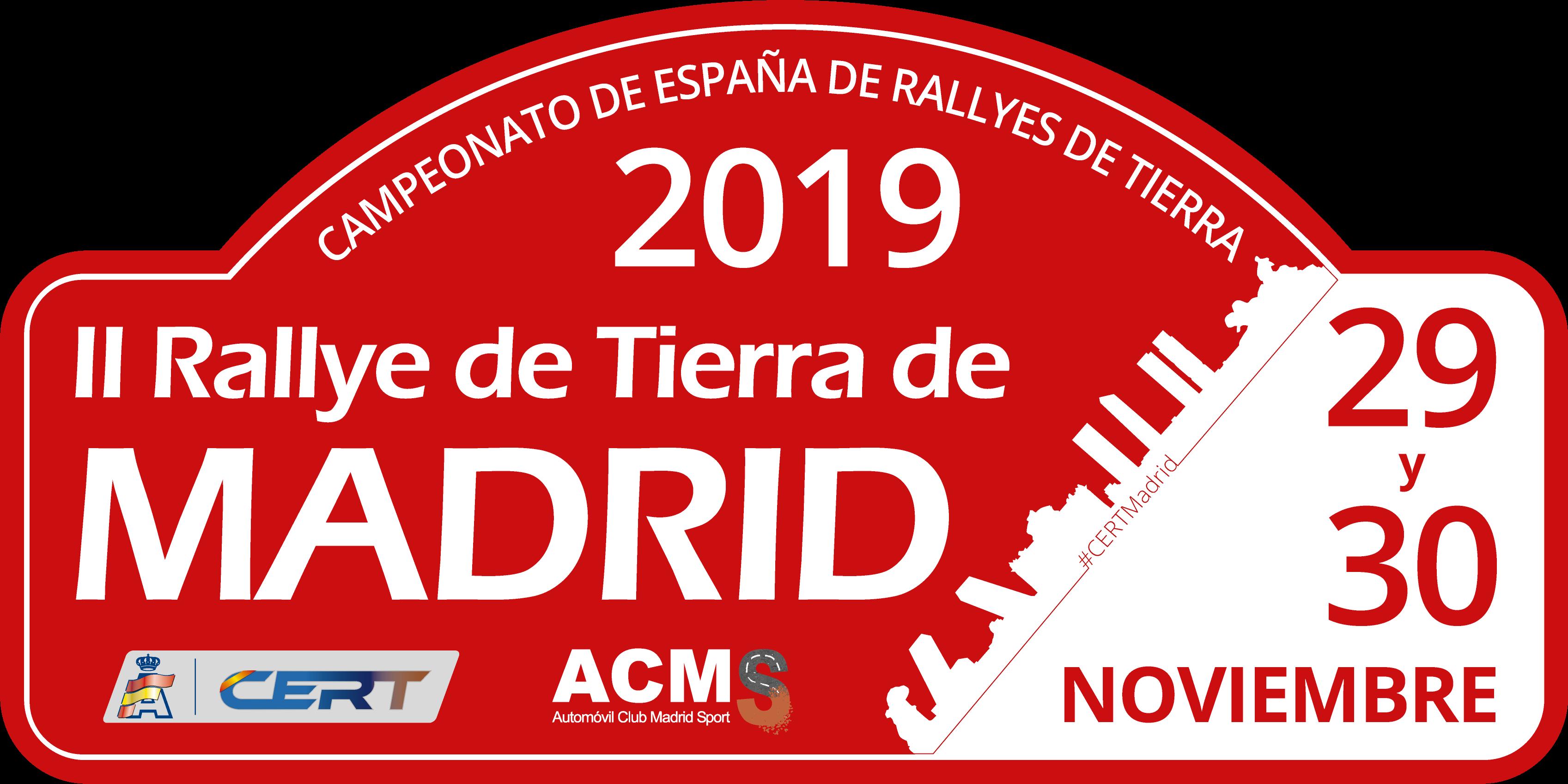 Durán y Gismero séptimos de su clase Rallye de Tierra de Madrid