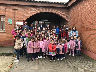 Tres centros educativos de Talavera se incorporan al desarrollo de Proyectos Educativos Saludables