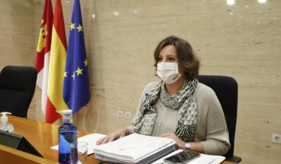 Patricia Franco, consejera de Economía | JCCM