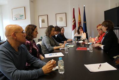El Gobierno regional reconoce la importancia de la Plataforma de Mujeres Policías y Militares para su visualización y empoderamiento