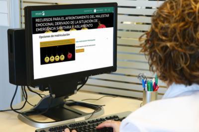 COVID-19 | Plataforma online del SESCAM