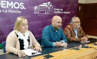Podemos: 'Ramos ve favorable la Ciudad Europea del Deporte'