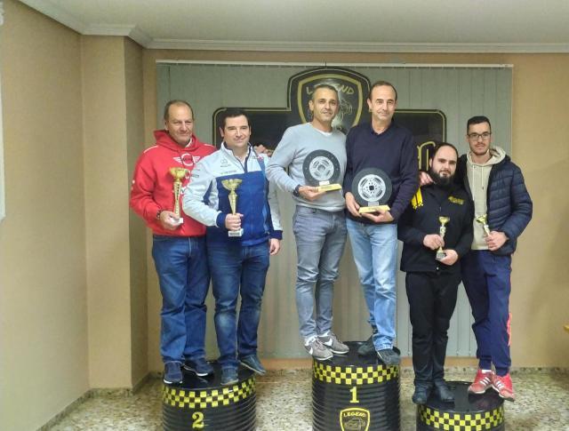 Los talaveranos Hontanilla y Reviejo victoriosos en el Rallye Histórico de Almendralejo