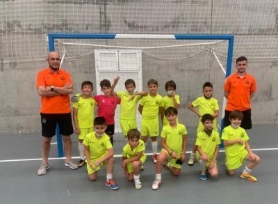 La escuela de fútbol Élite Talavera demuestra la calidad de su cantera