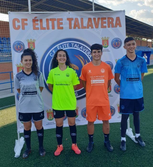 Arranca la temporada para el CF Élite Talavera