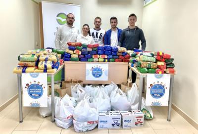 NNGG Fuensalida recoge 800 kilos de alimentos con su campaña 'Populares Solidarios'