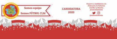 Pablo Burillo presente su candidatura a presidir la Territorial de CLM