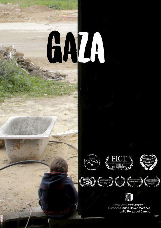 Gaza, cortometraje dirigido por el talaverano Julio Pérez, preseleccionado a los premios Goya
