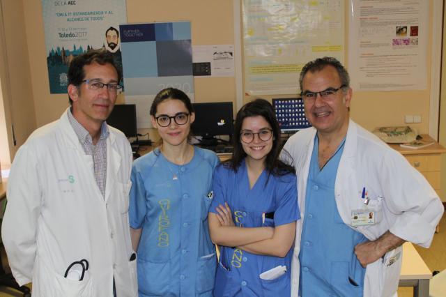 Premio a cirujanos de Toledo y Talavera