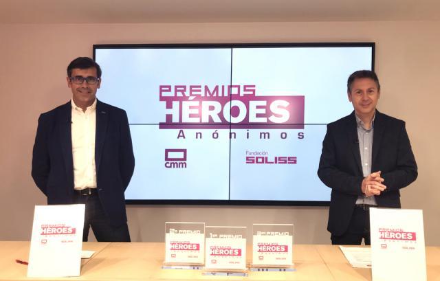CLM | Los 'Premios Héroes Anónimos' de CMMedia y Fundación Soliss desvelan sus ganadores
