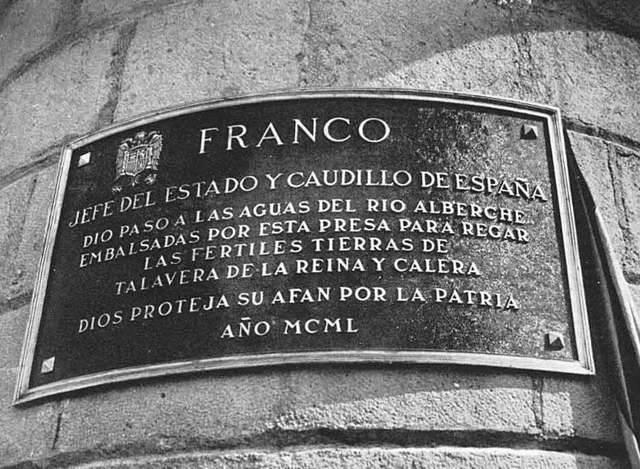 Presentan el acto de homenaje a los presos políticos que construyeron la presa y el canal bajo del Alberche