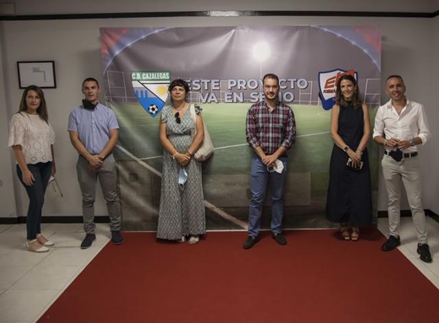 FÚTBOL | Dani Baños lidera un proyecto ambicioso