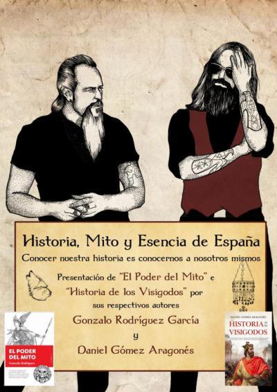TALAVERA | Gonzalo Rodríguez y Daniel Gómez presentarán en la ciudad de la cerámica sus respectivos libros