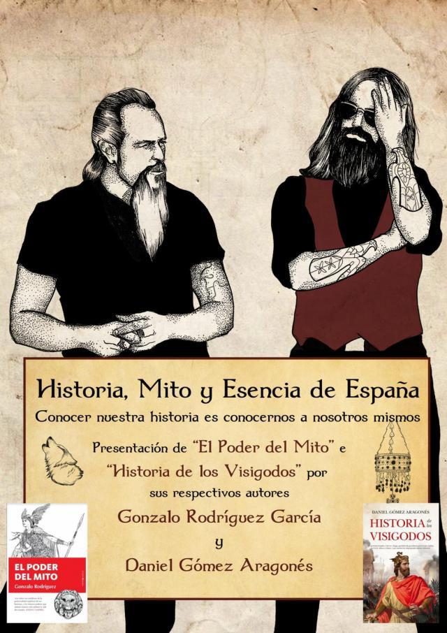 Historia de los Visigodos y El poder del Mito | Ocultura