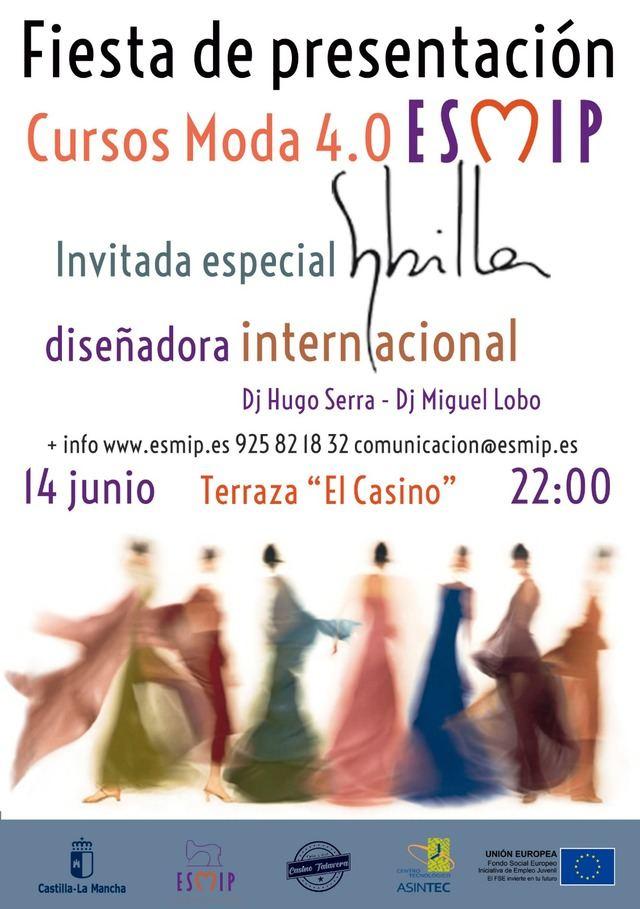 Talavera presenta los Cursos Moda 4.0 con la diseñadora internacional Sybilla