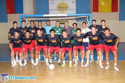 Arranca la temporada 2017-2018 para el Soliss FS Talavera