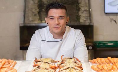Carlos Maldonado estrena 'Fuera de Carta' un programa de cocina en directo