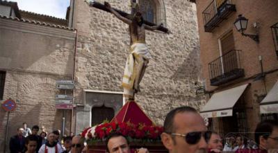 RELIGIÓN | Sin acto de Exaltación de la Santa Cruz