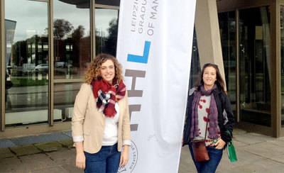 Dos profesoras de la Universidad regional, premiadas en Alemania