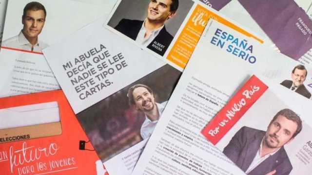 Propaganda electoral | Europa Press