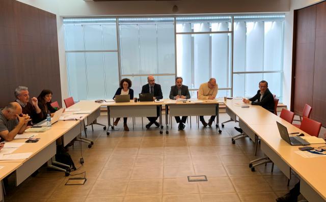 Celebrado el Comité de Seguridad y Salud Laboral del SESCAM