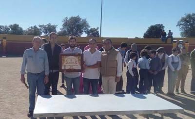 La localidad de Pepino ya cuenta con una Escuela Taurina
