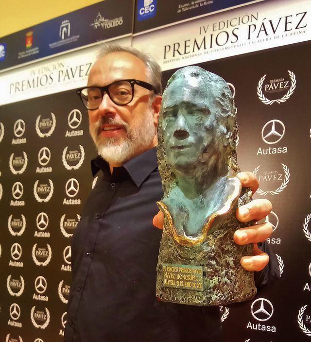 VI PREMIOS PÁVEZ: Talavera se viste de cine
