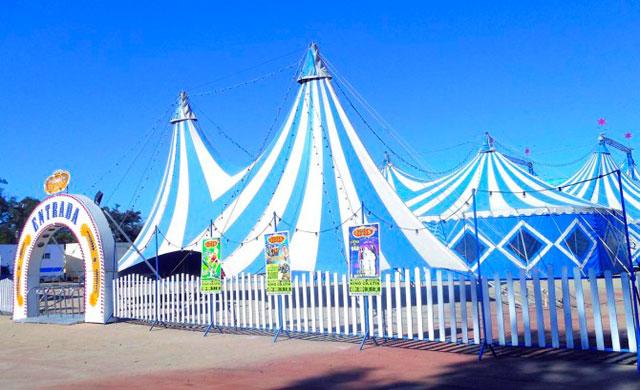 PACMA pide a Jaime Ramos que no permita los circos con animales