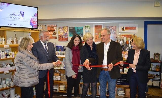 25 aniversario e inauguración del nuevo espacio ACANTO