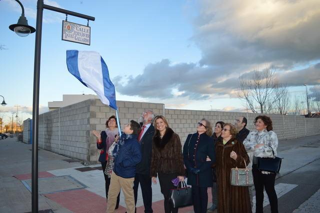 Talavera rinde homenaje al periodista fallecido Jesús Javier Rodríguez