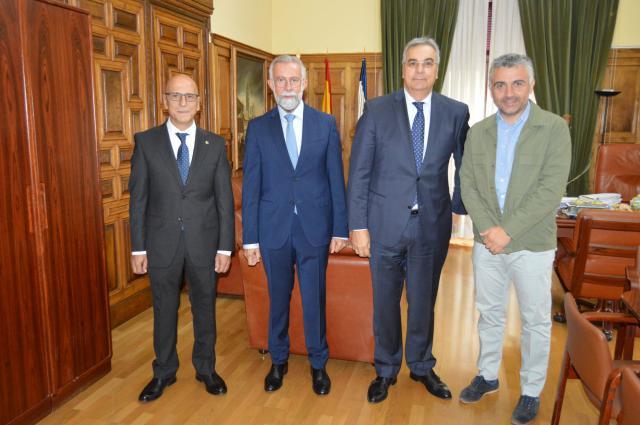 Félix Castro Suárez nuevo director de El Corte Inglés en Talavera