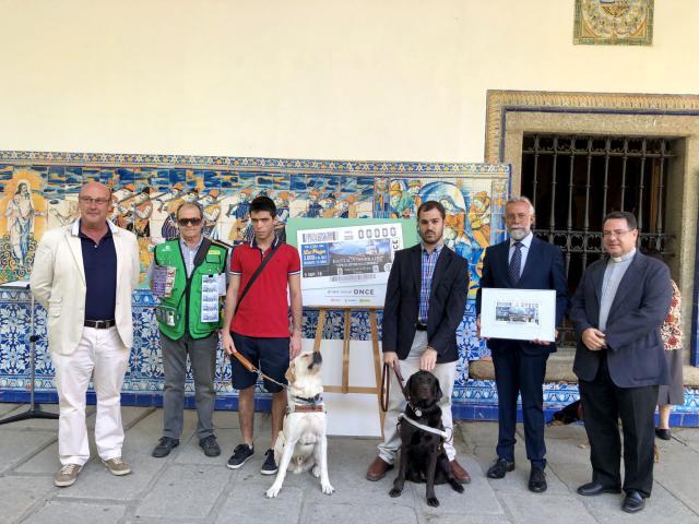 Cinco millones y medio de cupones publicitarán la talaverana Basílica de Nuestra Señora del Prado