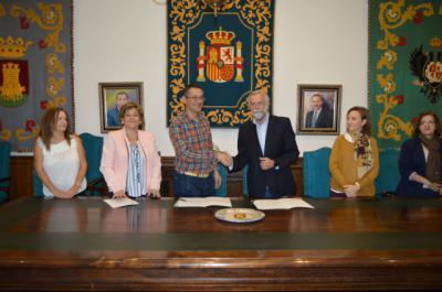 El Ayuntamiento cede las viviendas municipales de Pío XII como albergue para el Camino de Guadalupe