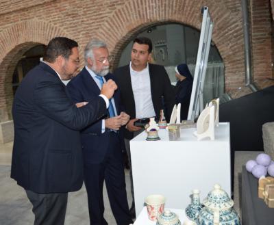 Inaugurado el punto de encuentro turístico de Guanajuato en Talavera