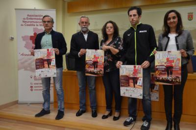 Diputación colabora en la XII Carrera Solidaria a favor de ASEM en Talavera