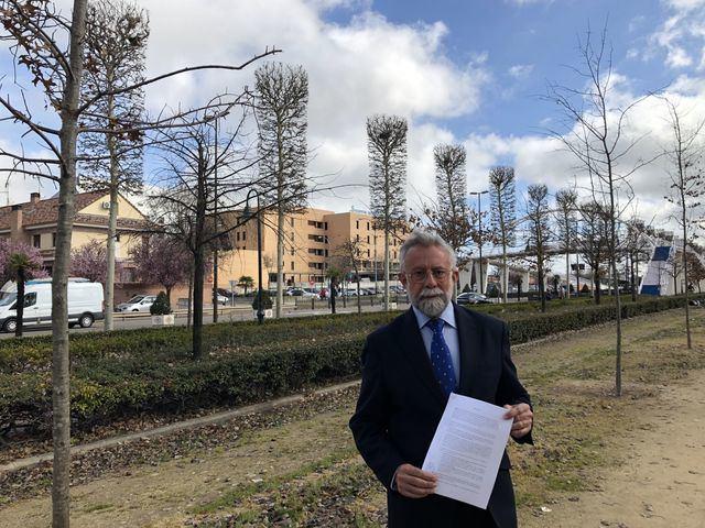 """Ramos urge a Page que """"ponga en marcha cuanto antes"""" la unidad de hemodinámica en el hospital de Talavera"""
