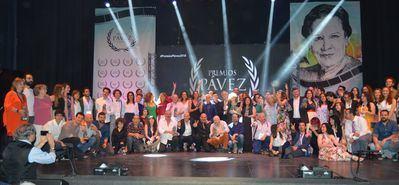 Final por todo lo alto de esta V edición de los talaveranos Premios Pávez