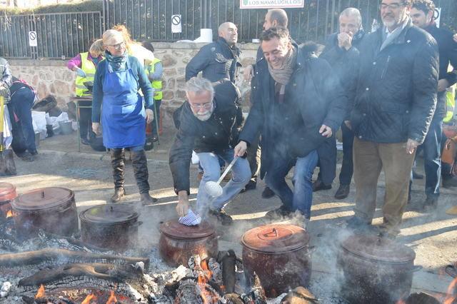 Los Navalucillos celebra las XIII Jornadas Rito-Gastronómicas de la Matanza