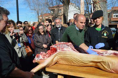 Los Navalucillos celebra sus XIV Jornadas Rito-Gastronómicas de la Matanza