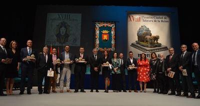 Los Premios 'Ciudad de Talavera' reconocen la labor de 6