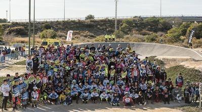 Dos oros y dos platas para el Club BMX Talavera en la Liga Nacional LBR