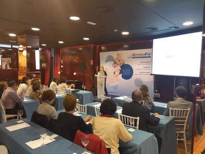 Gran éxito de la 'II Reunión Nacional de Reproducción Asistida' organizada por la Fundación Reprofiv en Toledo