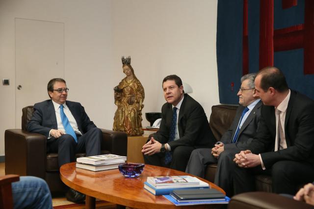 Page se reúne mañana se con el rector de la Universidad de Alcalá