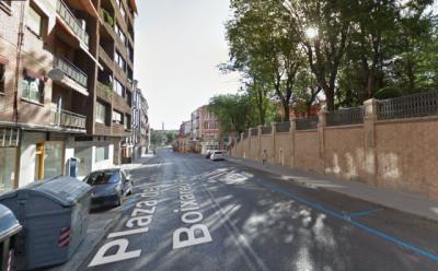 Dos heridos en Guadalajara por arma blanca tras una reyerta en la vía pública