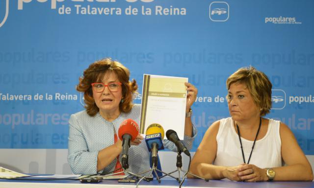 Riolobos recrimina a Page la situación del Hospital de Talavera
