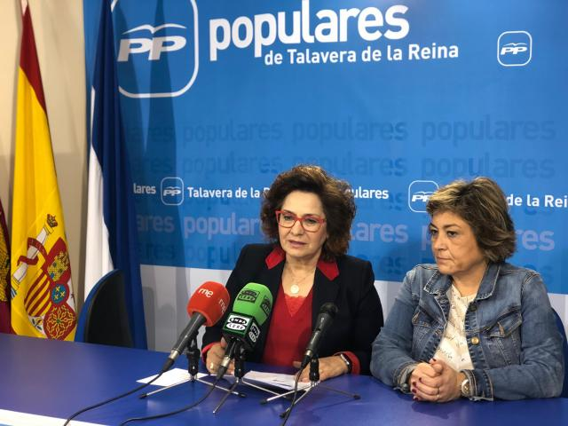 Riolobos anuncia que el PP asistirá a la manifestación por un tren digno en Madrid