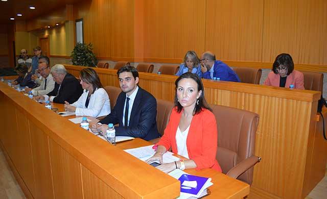 El PP saca adelante sus propuestas en la sesi�n plenaria de septiembre